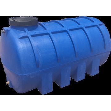 1500 LT Polyethylene Horizontal Water Depot
