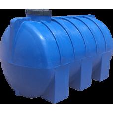 2000 LT Polyethylene Horizontal Water Depot