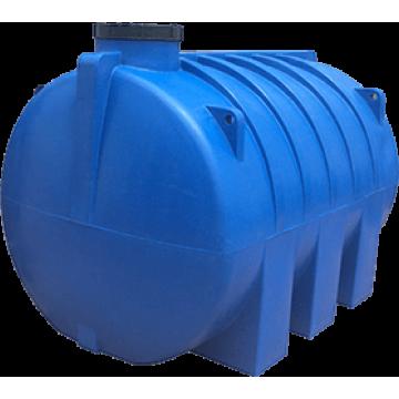 3000 LT Polyethylene Horizontal Water Depot
