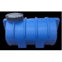 500 LT Polyethylene Horizontal Water Depot
