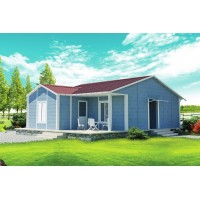 73m² Single Storey Prefab Home