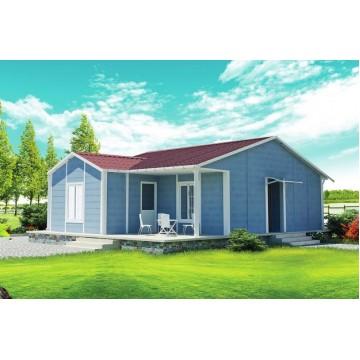 73m² Single Storey Prefab Home