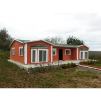 97m² Single Storey Prefab House