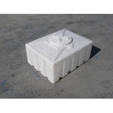 300 LT Polyethylene Square Water Depot