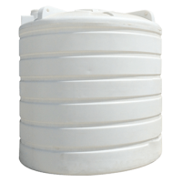 15000 LT Polyethylene Vertical Water Depot