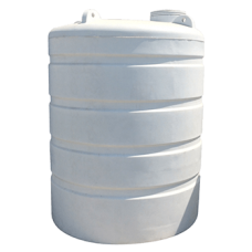 3000 LT Polyethylene Vertical Water Depot